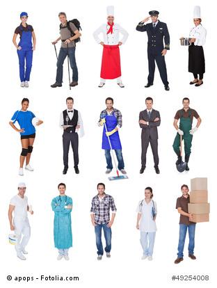 Corporate Fashion und Berufsbekleidung