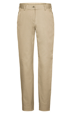 Casual Damenchino Beige