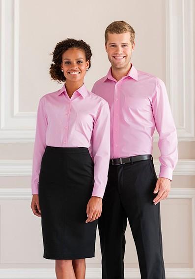 Berufsbekleidung Apotheke - bestickte Hemden und Blusen