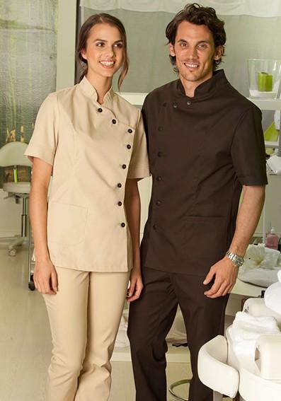 Kasack und Hose Berufsbekleidung Team