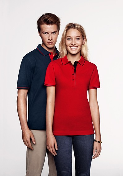 bunte Polo-Shirts Apotheke