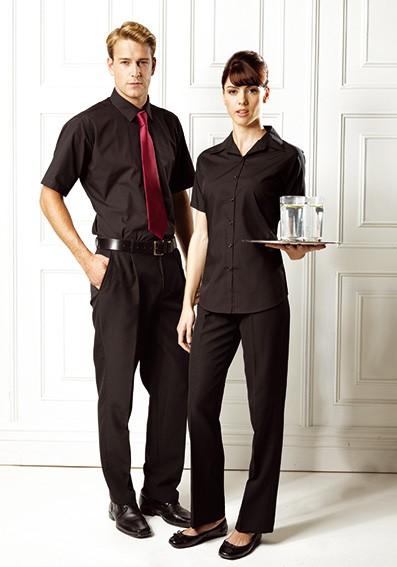 Blusen und Hemden Personalkleidung Hotel