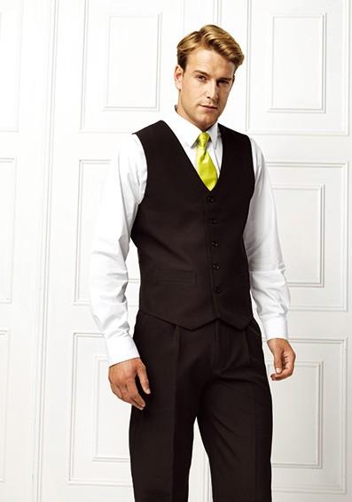 Krawatte Weste Hemd Berufbekleidung Hotel