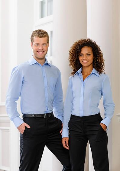Medizin-Praxisbekleidung-Bluse-und-Hemd