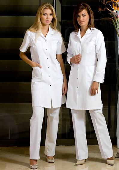 Arztkittel-Damenkittel-Berufsbekleidung