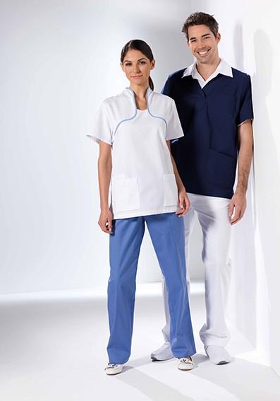 Teambekleidung-Medizin