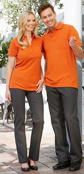 Teambekleidung für Servicemitarbeiter