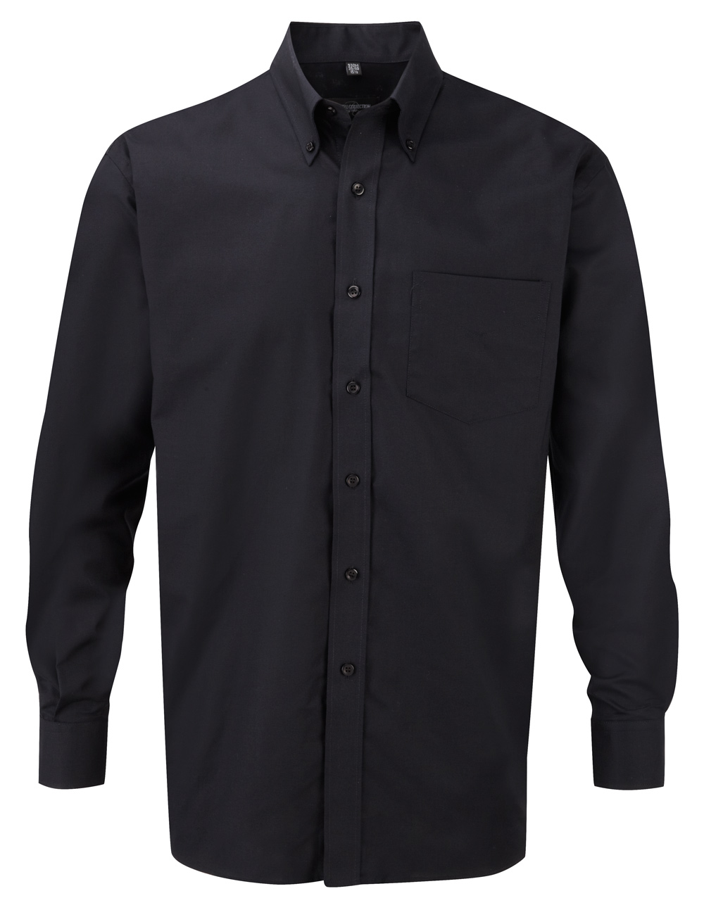 klassiches Hemd schwarz